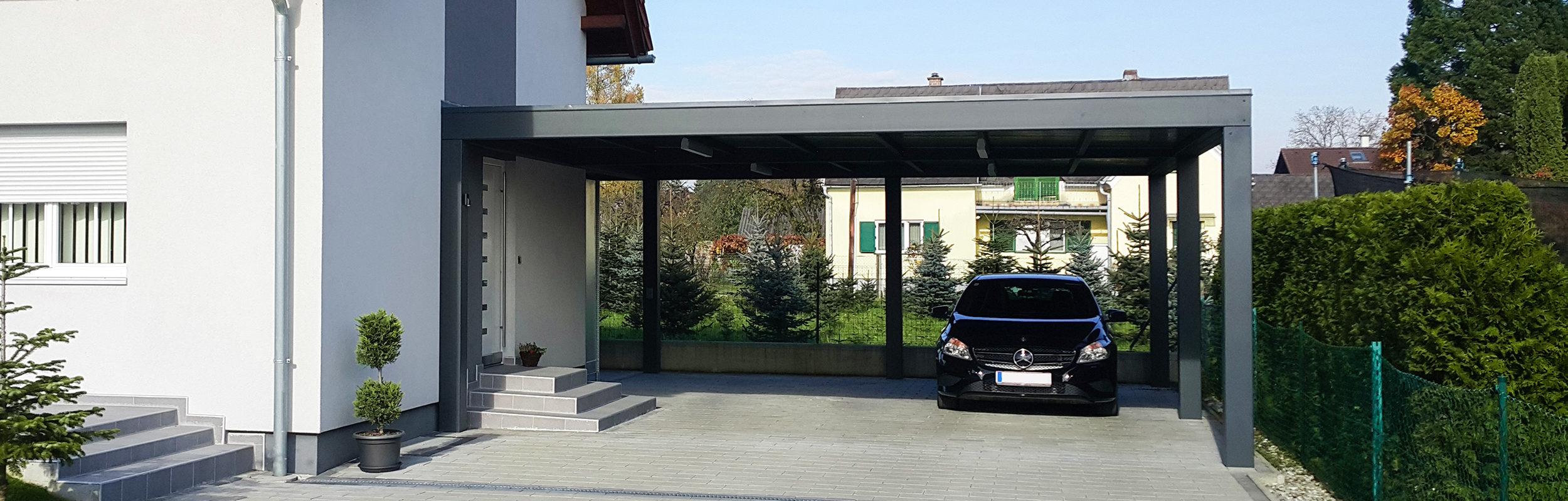 Najboljši nadstreški za avtomobile in terase - M-Kaiser